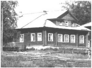 Здание бывшего Земског правления