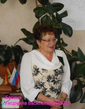Басина Л.Б.